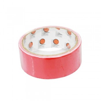 Binding Tape or Cloth Tape - 36mm, Red